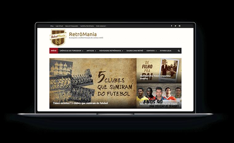 Blog RetroMania